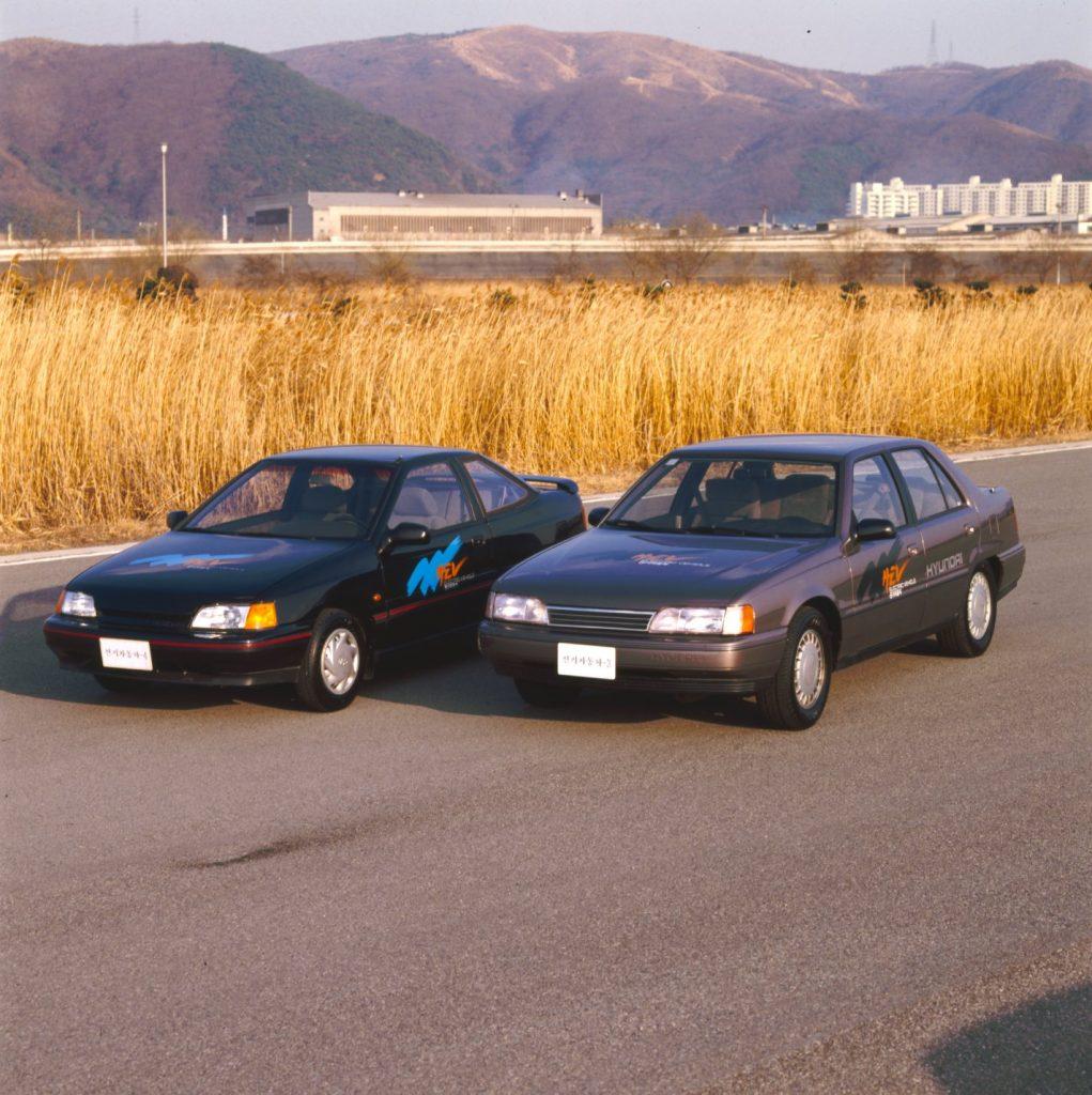 Hyundai EV Sonata Scoupe