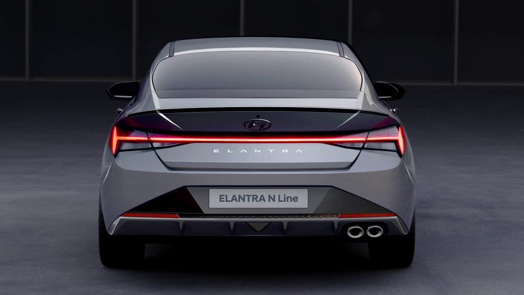 Hyundai Elantra N Line 1