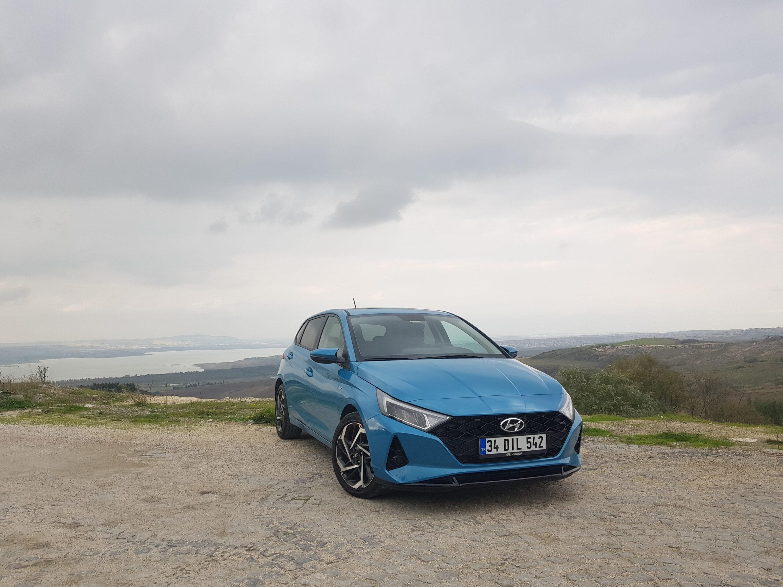 Yepyeni ve Yerli; Hyundai i20