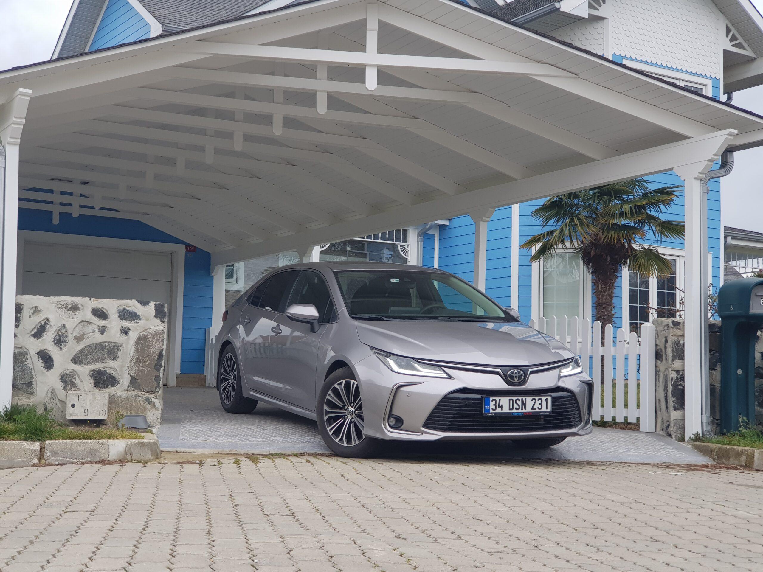 2021 Toyota Corolla 1.5 Multidrive S ; Ekonomik ve Mantıklı