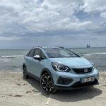 2021 Honda Jazz e:HEV Crosstar; Hak eder mi?